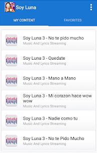 Soy Luna – Hits Music Lyrics 2