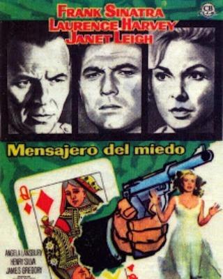 El mensajero del miedo (1962, John Frankenheimer)