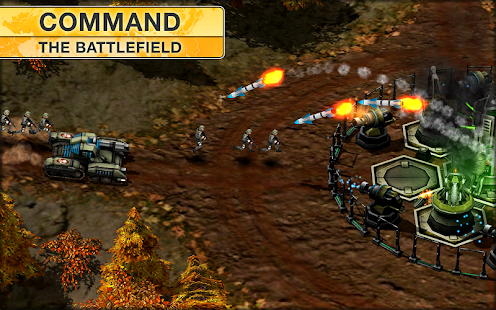 Modern Command Screenshot