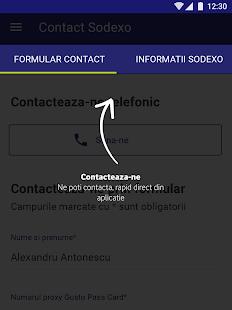 App Card Sodexo Romania APK for Windows Phone
