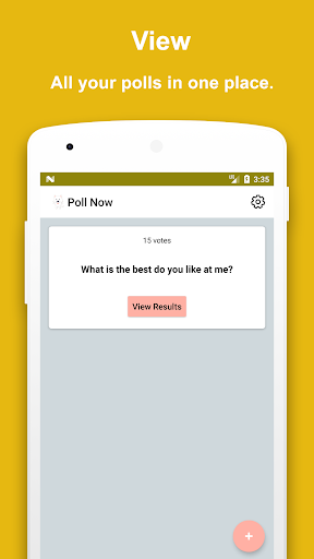 Poll Now - Polls for Snapchat 1.2 screenshots 4
