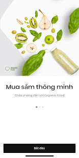 Organic Food - Mẫu app bán hàng Mona Media for PC-Windows 7,8,10 and Mac apk screenshot 4
