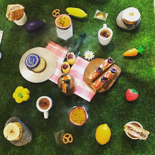 野餐-鹹甜套餐組合,delicious! 拍照用餐氣氛佳👍🏻👍🏻👍🏻