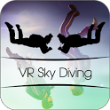 Skydiving Virtual Reality 360º icon