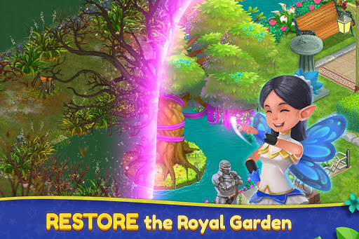 Royal Garden Tales - Match 3 Puzzle Decoration 0.9.7 screenshots 1