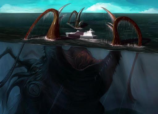 Kraken Pack 2 Live Wallpaper