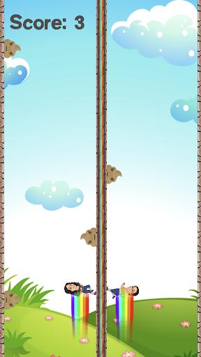 SiAngie Twins Jump 5 screenshots 2