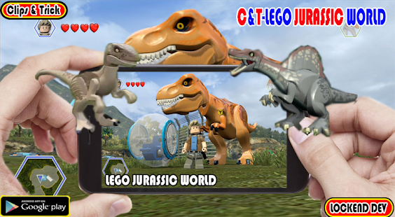 Clips trick lego jurassic world android apps on google play clips trick lego jurassic world screenshot thumbnail gumiabroncs Image collections