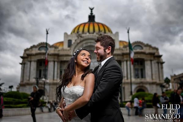 Fotógrafo de bodas David eliud Gil samaniego maldonado (EliudArtPhotogr). Foto del 08.10.2017