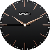 MVMT - 40 Series - Black Rose Gold