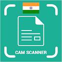PDF Scanner - PDF Maker 🇮🇳 icon