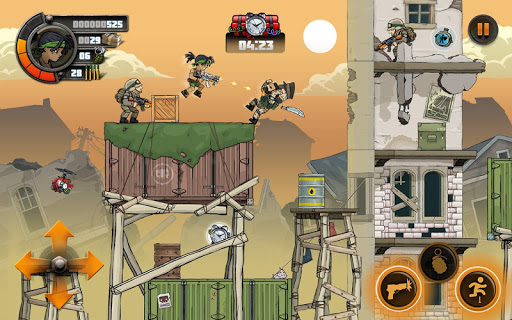 Metal Soldiers 2  captures d'u00e9cran 1