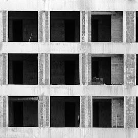 House of Ghosts by Boricic Goran - Black & White Street & Candid ( https://www.facebook.com/apartmani.hercegnovi.3 )