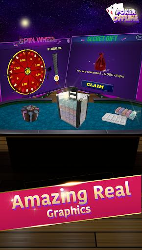 Poker Offline  screenshots 4