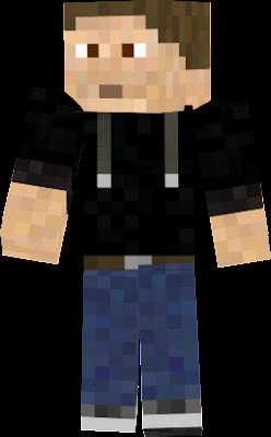 A minecraft skin LOL