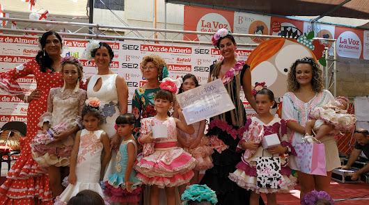 Arte flamenco en vena, desde la cuna