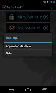 My Backup Pro Apk 5