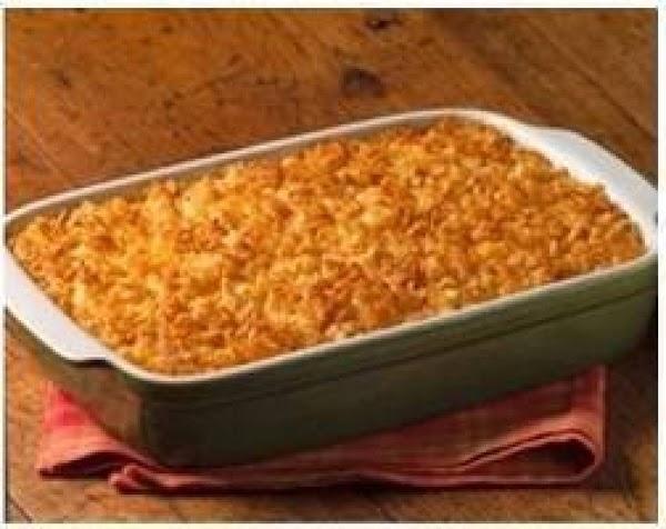 Cheesey  Potato Casserole Recipe