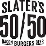 Slater's 50/50 House Blonde Ale