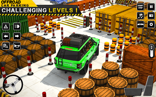 Car Driving Simulator 2020: Modern Car Parking 3d Apk 2