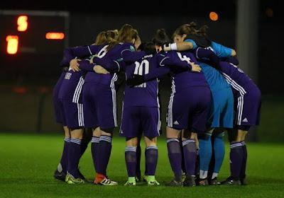 Ligue des Champions féminine: Anderlecht, désignée ville hôte