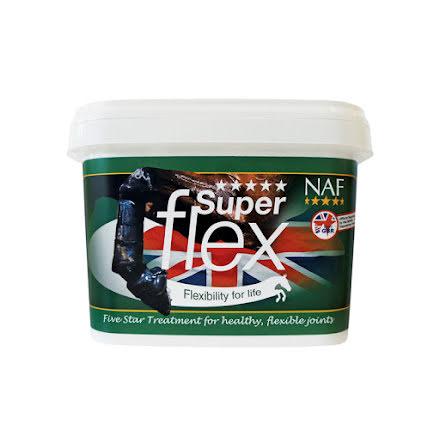 NAF Five Star Superflex Pulver