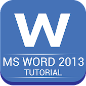 Word 2013 tutorial