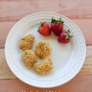 Easy Homemade Chicken Nuggets.