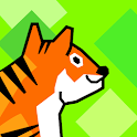 ZooEscape Runner Game🐅Escape from the Zoo! icon