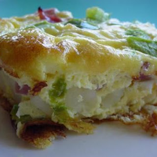Ranch Style Quiche