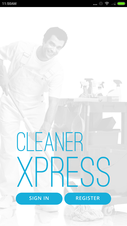 Cleaner Express - Cleaner- screenshot