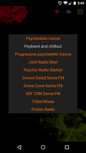 Schizoid+ Radio Online screenshot 2