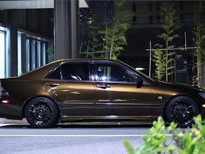 アルテッツァ SXE10 RS200 Limited 6MTのカスタム事例画像 Mr.Tさんの2021年09月17日22:34の投稿