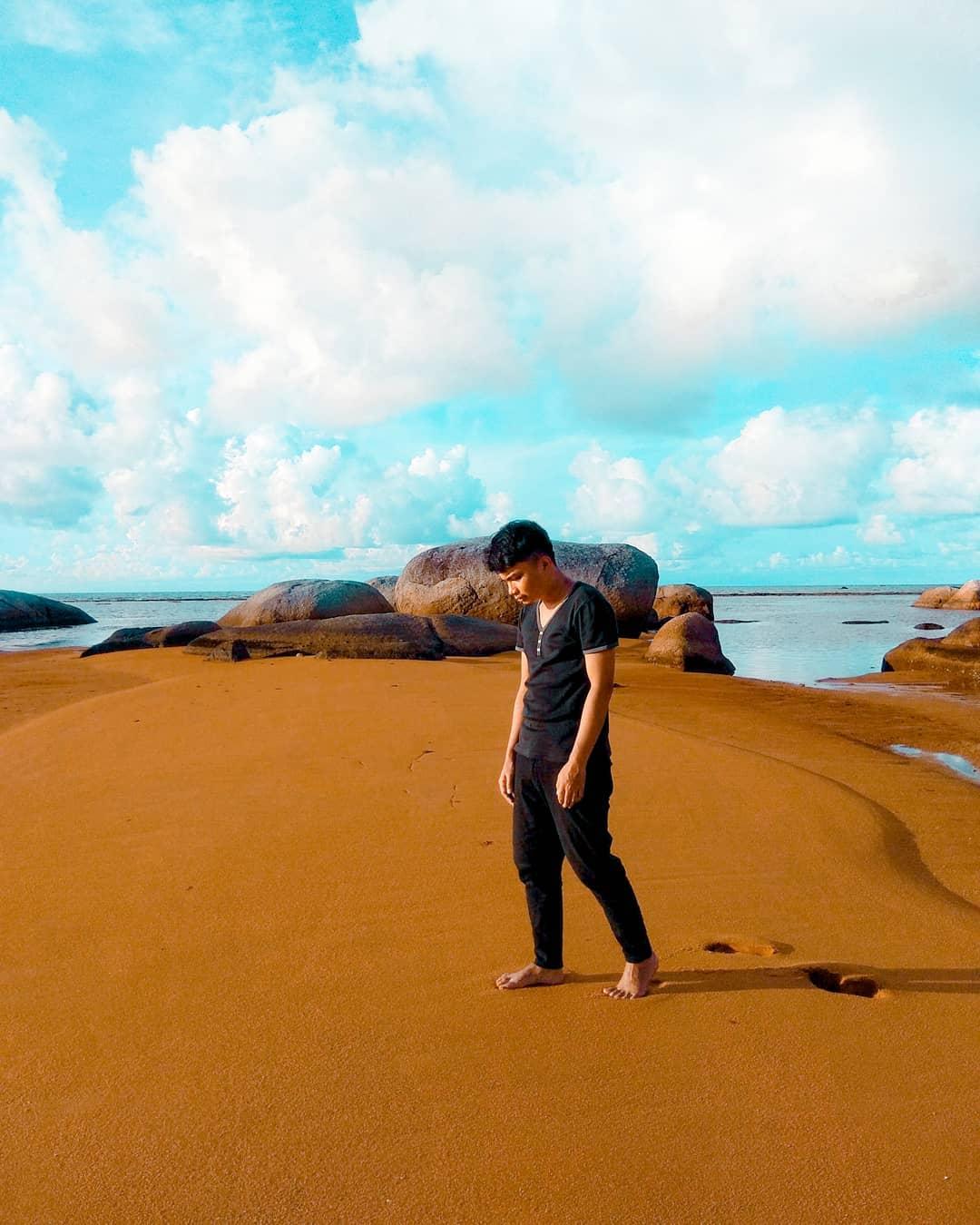 Tanjung senubing Natuna Island