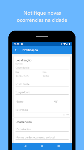 Unidesk OS Ilumina SP - Recadastro screenshot 6