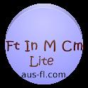 Foot Inch Meter Centimeter