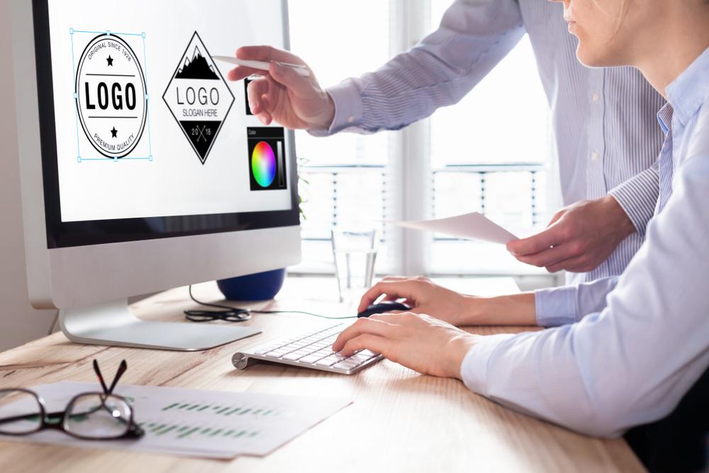 cách làm logo