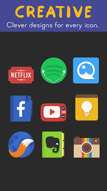 Fresh - Icon Pack- screenshot