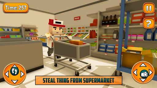 Scary Manager In Supermarket android2mod screenshots 1
