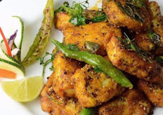 Paneer Butter Pepper Fry