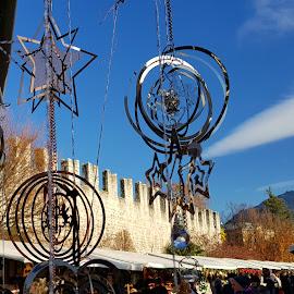 Mercatino di Natale  a Trento  by Patrizia Emiliani - City,  Street & Park  Markets & Shops ( natale, trento, mercatino,  )