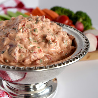 Roasted Red Pepper Dip Basil Recipes