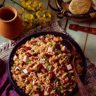 Red Kidney Beans With Pork Recipes.
