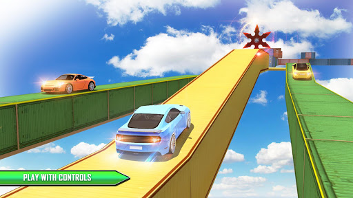 Crazy Car Driving Simulator: Mega Ramp Car Stunts filehippodl screenshot 12