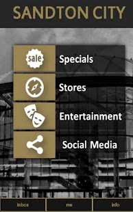 Sandton City App- screenshot thumbnail