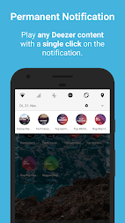 Sign for Deezer - Deezer Widgets and Shortcuts APK screenshot thumbnail 5
