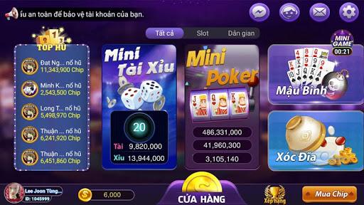 Phê Club - Game bai, danh bai online 1.2 DreamHackers 7