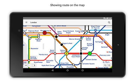 London Underground Free screenshot 20