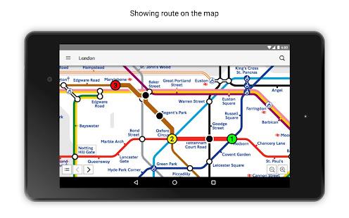 Tube Map London Underground 20