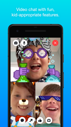 Facebook Messenger Kids screenshot 2